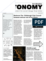 Autonomy - Issue 1
