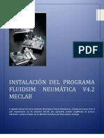 Tutorial FluidSim v4.2MecLab