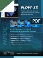 03 FLOW 3D Cast HPDC Espanol