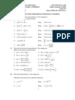 1-2013-Guía N°7- Cálculo I (Derivación de Funciones II)