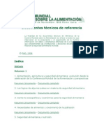 Documentos técnicos de referencia