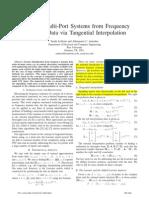 TangentiaL Interpolation