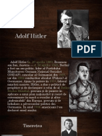 Adolf Hitler....Ppt