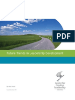 Future Trends in Leadership Development