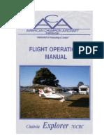 Citabria Flight Manual