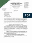US Congressman Elijah Cummings to FHFA, Feb-25-2011