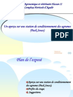 conditionnement ppt