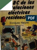 ABC de Instalaciones Electricas Residenciales