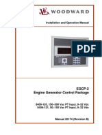 26174 EGCP 2 Installation and Operation Manual en TechMan