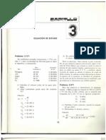 Solucionario de Introducción a la Termodinámica Clásica de García Colín Capítulo 3-1