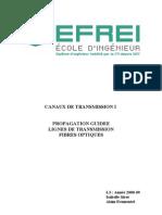 [Canaux de Transmission] 2008-2009 - Cours - Partie 1