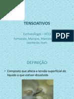 TENSOATIVOS