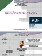 Educ Inicial y Basica - Copia