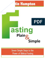 Free Fasting eBook