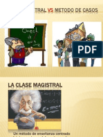 Clase Mgistral