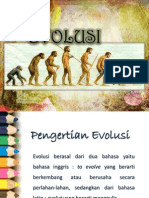 EVOLUSI ppt