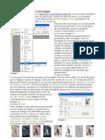 Insertar imágenes en Writer