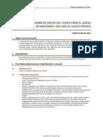 CXS_221s - Norma Colectiva Para El Queso No Madurado Incluido El Queso Fresco