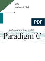 3M ESPE_Paradigm C