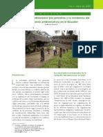 07. A. Dossier. Los conflictos ambientales por petróleo y… Guillaume Fontaine