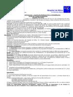 Informacion Concurrencias TO 2013 - Hospital de Niños