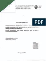 Normas de Elaboracion y Presentacion Del Proyecto Iutjaa