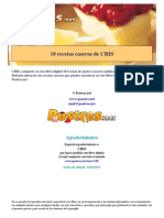 18 recetas caseras de CRIS.pdf