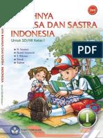 SD Kelas 1 - Indahnya Bahasa dan Sastra Indonesia