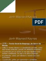 Jonh Maynard Keynes