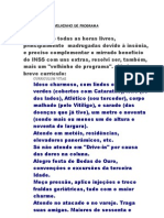 Piada - Doc - AnúncioDeUmVelhinhoDePrograma