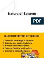 Nature of Science (Intro)
