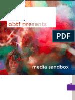 OBTF Media Sandbox 2012 Plans Book