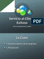 PPT Servicio Al Cliente