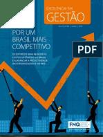 Revista Excelencia Em Gestao Por Um Brasil Mais Competitivo