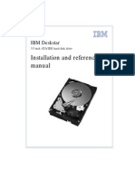 IBM Deskstar Manal - Dtla