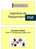 Tema 12 - Metodologias Ágiles en IR