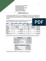 Laboratorio 3 Costos Indirectos 2013-1