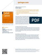 Textbook on Carbon Capture - Flyer