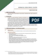 CXS_270s - Norma Para El Queso Tilsiter