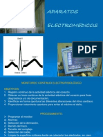 Aparatos electromèdicos