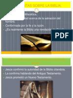 Diapositivas Del Capitulo 7 de Apologia.