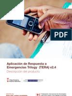TERA Product Description_Spanish