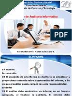 Informe de Auditoría Informática