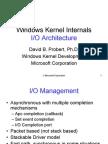 Windows Kernel Internals IO Architecture.pdf