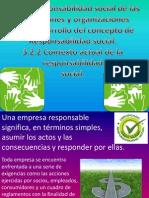 Ética Expo 3.2 Responsabilidad Social Empresas