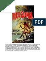 Red Sonja Book 4