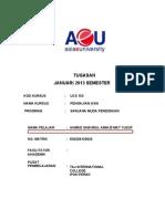 Tugasan UCS103(Pengajian Asia)