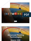 Network Routing Protocols - A brief