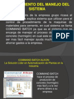 Proceso Del Programa Command Batch
