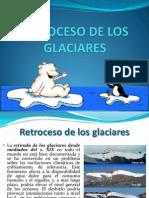 Retroceso de Los Glaciares
